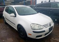 2009 VOLKSWAGEN RABBIT #1494798897