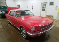 1966 FORD MUSTANG #1501300687