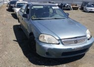 1999 HONDA CIVIC LX #1538011821