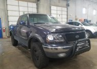 1999 FORD F150 #1541100117
