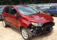 2019 FORD ECOSPORT S #1543286831