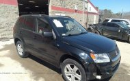 2006 SUZUKI GRAND VITARA LUXURY #1543555917