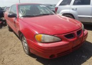 2002 PONTIAC GRAND AM S #1544142874