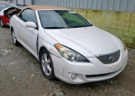 2005 TOYOTA CAMRY SOLA #1544171131