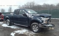 2017 FORD F150 SUPER CAB #1544384981