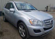 2009 MERCEDES-BENZ ML 350 #1544570844