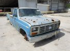 1984 FORD F150 #1545792087