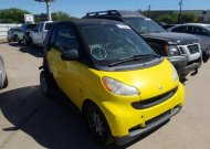 2008 SMART FORTWO PAS #1546565714