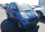 2008 SMART FORTWO PUR #1574648587