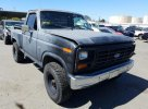 1985 FORD F150 #1577076307