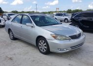 2004 TOYOTA CAMRY LE #1577597584