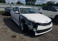 2016 KIA OPTIMA EX #1582449941