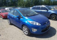 2011 FORD FIESTA SES #1584060257