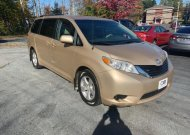 2011 TOYOTA SIENNA LE #1593265417