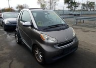 2009 SMART FORTWO PAS #1607270057