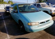 1996 FORD WINDSTAR #1612007194