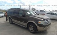 2008 FORD EXPEDITION EL EDDIE BAUER #1612301097