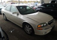 2002 LINCOLN LS #1612408167