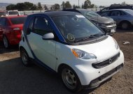 2013 SMART FORTWO PUR #1613955724