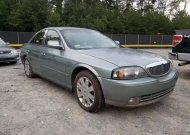 2005 LINCOLN LS #1613965911