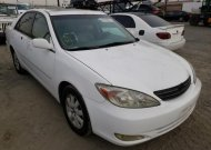 2003 TOYOTA CAMRY LE #1640113097