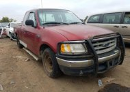 2001 FORD F150 #1640582827