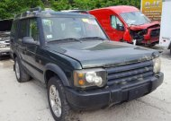 2004 LAND ROVER DISCOVERY #1653824167