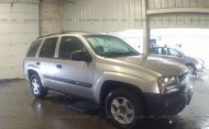 2003 CHEVROLET TRAILBLAZER LS #1659632104