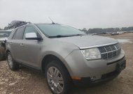 2008 LINCOLN MKX #1661634624