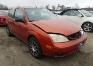 2005 FORD FOCUS ZX3 #1664306594
