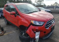 2020 FORD ECOSPORT T #1665981334
