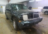 2007 JEEP COMMANDER #1676327477