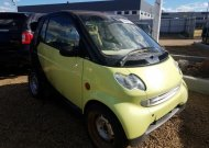 2005 SMART FORTWO #1679888937