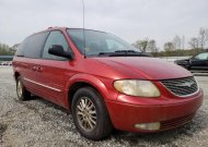 2001 CHRYSLER TOWN & COU #1681861507