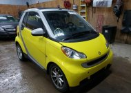 2008 SMART FORTWO PAS #1693615337