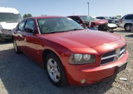 2009 DODGE CHARGER SX #1697120244