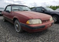 1988 FORD MUSTANG LX #1701422071