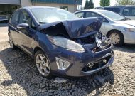 2012 FORD FIESTA SES #1705618784
