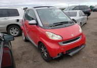 2009 SMART FORTWO PAS #1734211917
