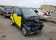 2008 SMART FORTWO PUR #1736892801