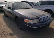 2001 FORD CROWN VICT #1767754011