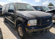 2002 FORD EXCURSION #1780244161