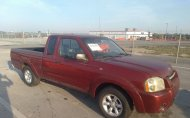 2004 NISSAN FRONTIER 2WD XE #1781100377